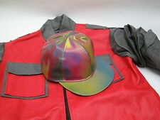 BTTF Marty McFly Color Changing Hat Cap Back to the Future