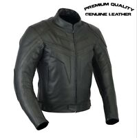 MOTERO BATMAN MENS CE ARMOUR MOTORCYCLE MOTORBIKE PREMIUM QUALITY LEATHER JACKET