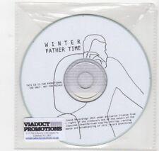 (HV373) Winter, Father Time - 2015 DJ CD