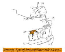 TOYOTA OEM 01-07 Highlander Wiper-Rear Window Motor 8513048020