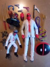 Marvel Legends 80th Anniversary Deadpool & Hit-Monkey 2-pack(very good preowned)