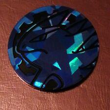 Pokemon card Tyranitar Coin blueRARE SHINY small size