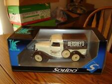 Solido Prestige 1991 Mint in Box 1/18 Scale Hershey's Pick up Truck Mint box EX