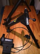 Cycle Ops Mag bike trainer with remote
