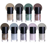 9ml Matte Dull Nail Polish  Nail Art Varnish Decor Born Pretty 9 Colors