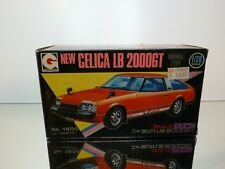 EIDAI GRIP 46  BOX for CELICA LB 2000GT - 1:28 RARE - ONLY BOX IN GOOD CONDITION