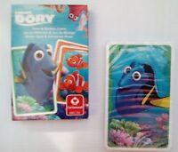 Finding Dory Findet Dorie 2in1 Memo & Schwarzer Peter Kartenspiel