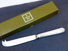CHRISTOFLE ARIA Gorgeous Silver-Plated Cheese Knife / Couteau à fromage