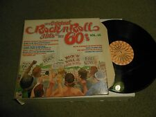 The Original Rock N Roll Hits of The 60s Vol 16 LP Steppenwolf Okaysions Grassro