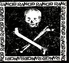 RANCID self titled (CD album, digipak, with poster) punk