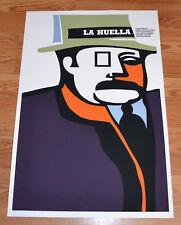 "24x36"" Cuban movie Poster 4 film La Huella.The fingerprint art.LAST 1"