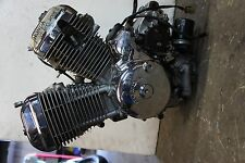 G HONDA SHADOW VT 600 2005 OEM ENGINE ONLY 6000 MILES