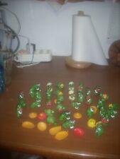 grande lotto di 35  tartarughine sorpresine kinder Ferrero anni 90