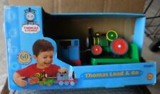 Thomas The Train & Trevor The Tractor LOAD N GO Playset By Tomy W/Box 2005
