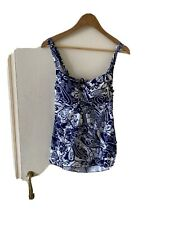 Young17 Tankini Top  Size 3xl