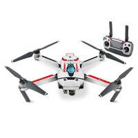 DJI Mavic Pro Wrap - Red Valkyrie by Drone Squadron - Sticker Skin Decal