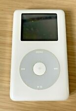 Apple iPod Classic, 4th Generation White, 20GB