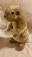 "B.J. Toy Co. 11"" Ferret Or Meerkat Plush *RARE* *VINTAGE*"