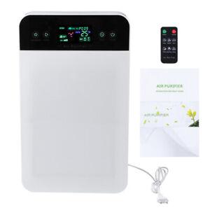 Purificateur d'air domestique ions négatifs Filtre à air automatique intelligent