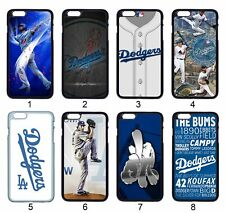 Hot Sport Los Angeles Baseball Case Cover For Apple Samsung Huawei Xiaomi Google
