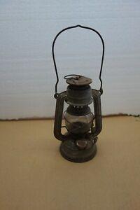 FEUERHAND - Super Baby 175 Fundzustand alte Petroleumlampe  Jena Glas Nr.1