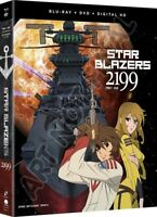 Star Blazers: Space Battleship Yamato 2199 - Part One [New Blu-ray] With DVD,