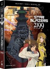 Star Blazers: Space Battleship Yamato 2199 - Part One [New Blu-ray] With DVD,