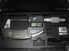 Micromètre digital étanche Mitutoyo 0-25 touches fines