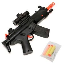 Hot! Plastic Infrared Sniper Rifle Toy Paintball Gun Water Crystal Bullet Kid Gi