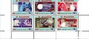 St. Martin Stamp [Sc#002]  (2011) 25th Paper Money Fair, Maastricht MNH