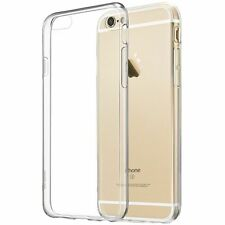 Transparent Silicone/Gel/Rubber Water Resistant Mobile Phone Cases & Covers