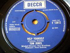 """TOM JONES - HELP YOURSELF  7"""" VINYL"""