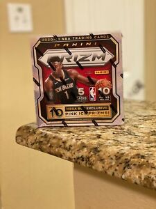 2020-2021 PANINI PRIZM BASKETBALL MEGA BOX PACK 5 CARDS SEALED WALMART LAMELO!?