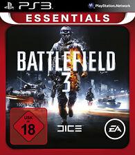 Battlefield 3 -- Essentials (Sony PlayStation 3, 2014, DVD-Box)