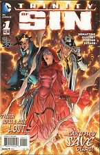 TRINITY OF SIN #1,2,3,4,5,6 - GUILLEM MARCH COVER - 2014