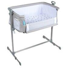 Milliard Side Sleeper Bedside Bassinet, Baby Bassinet storage bag Infant crib