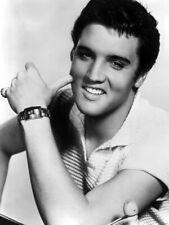 V4687 Elvis Presley BW Portrait Handsome Singer Retro Decor PRINT POSTER Affiche