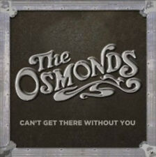 The Osmonds : Can't Get There Without You CD (2012) ***NEW***