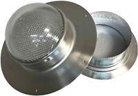 Tubular Solar LensR Acrylic Leak Proof Replacement Skylight Dome ODL 10 in