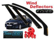 DACIA Logan I 2004 - 2013  4D  SALOON / SEDAN  Wind deflectors 4.pc  HEKO  13103