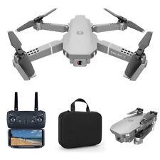 WiFi E68 Drone 2.4GHz RC Quadcopter Anti-Shake 3D Flips One Key Return