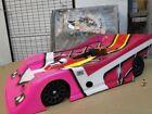 Serpent Veteq 01 with Collari Engine Cordoba WC - Rare 2 Piece Chassis