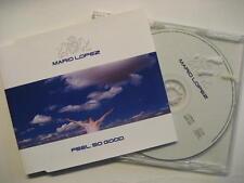 """Mario Lopez """"Feel so Good"""" - CD MAXI"""