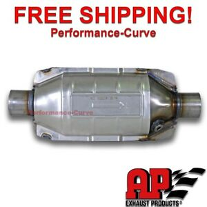"2"" AP Exhaust Heavy Load Catalytic Converter True OBDII - 608204"