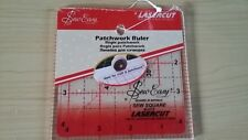 New- Laser Cut 4 1/2 x 4 1/2 inch Square Template for  Patchwork Quilting Craft