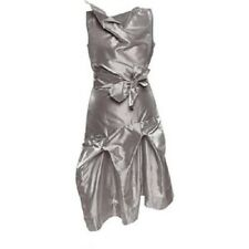 Vivienne Westwood Red Label 40 Immaculate Rare Taffeta Wedding Races Dress £780