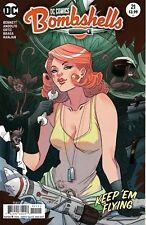 Dc  Bombshells # 21 N mint 1st print Wondr Woman supergirl Harley Quinn