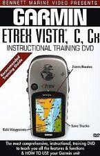 Garmin Etrex Vista And Vista C  DVD Used - Good