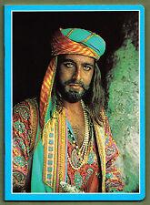Quaderno Pigna Sandokan_Kabir Bedi azzurro_vintage Sacis 1976