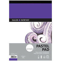 Daler Rowney Simply Pastel Pad - A4